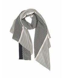 FLORENZ(-)の「Nadia silk scarf(マフラー・ショール)」