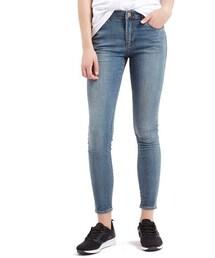 Topshop「Topshop Moto 'Leigh' Ankle Skinny Jeans (Light Denim)(Denim pants)」