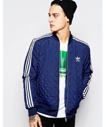 adidas「adidas Originals Quilted Jacket AB7860(Tailored jacket)」