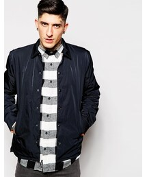 Cheap Monday「Cheap Monday Coach Overshirt Jacket Shell Nylon(Tailored jacket)」