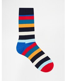 Happy Socks「Happy Socks Stripe Socks(Socks)」