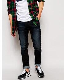 Asos「ASOS BRAND ASOS Skinny Jeans In Dark Wash(Denim pants)」