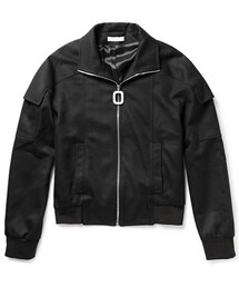J.W.Anderson「Panelled Wool Bomber Jacket(Others)」