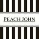 PEACH JOHN PEACHJOHN