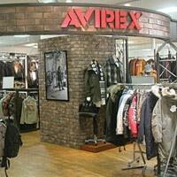 AVIREX 横浜