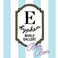E hyphen world gallery BonBon