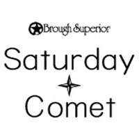 SaturdayComet by BroughSuperior新宿ルミネエスト店