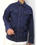 BLACK&BLUE | BLACK&BLUE 120J04 Fatigue Jacket(その他アウター)