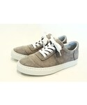 "UNITED LOT. (ユナイテッド ロット.) "" AG Sneaker "" Suede(スニーカー)"