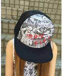 IRON FIST | DP DISASTER TRUKER HAT(キャップ)