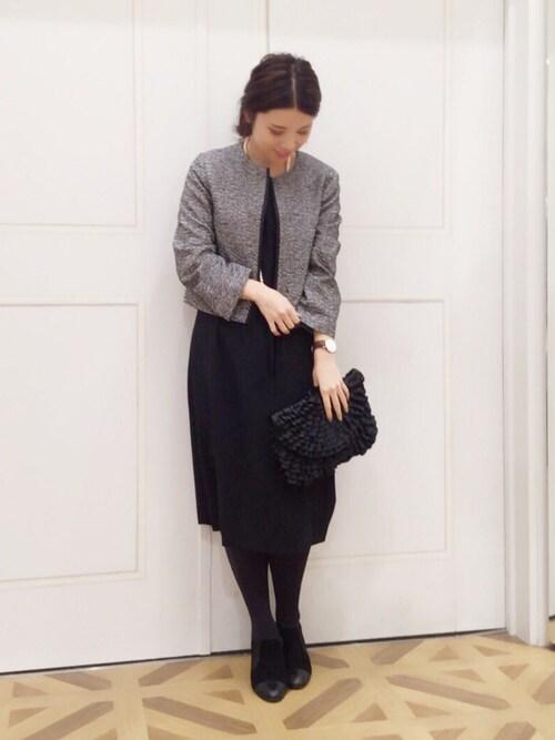 ピアノ発表会 母親服装