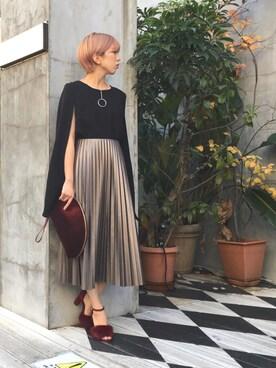 fb8fda721b555 スカートを使った「結婚式二次会スタイル」のコーディネート一覧 - WEAR