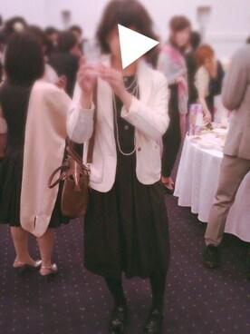 6fa72fa297841 テーラードジャケットを使った「卒業パーティー」のコーディネート一覧 - WEAR