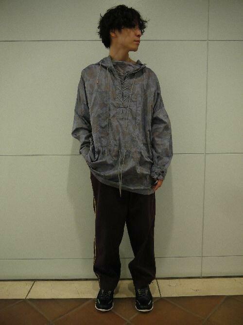 MIDWEST OSAKAfujisakiさんのソックス/靴下「603 無地×リブクルーソックス(603 ロクマルサン)」を使ったコーディネート