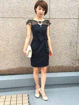 POURVOUS|Mitsuさんの「【結婚式・お呼ばれ対応】オーガンジー&リボン