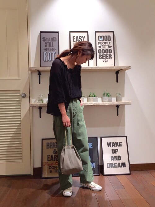 LIFE's 福岡店NAOKA TASHIMAさんの「(|)」を使ったコーディネート