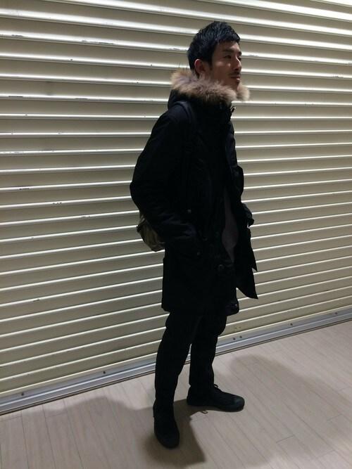 MORGAN HOMME横浜tsuru0913さんの「(|)」を使ったコーディネート