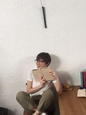 今宿麻美のメガネ画像
