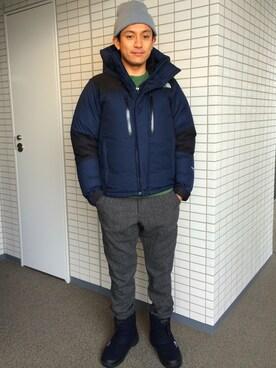kenbo→☆さんの(THE NORTH FACE|ザノースフェイス)を使っ