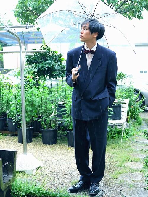 結婚式 メンズスーツ コーデ 30代