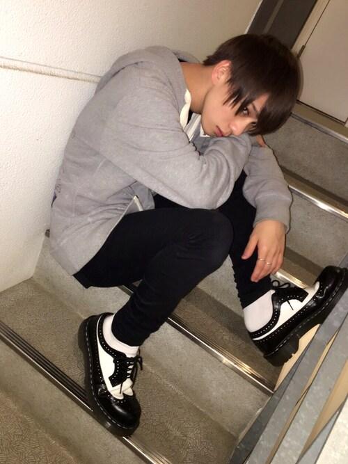 木津つばさfromXOXさんの「( )」を使ったコーディネート