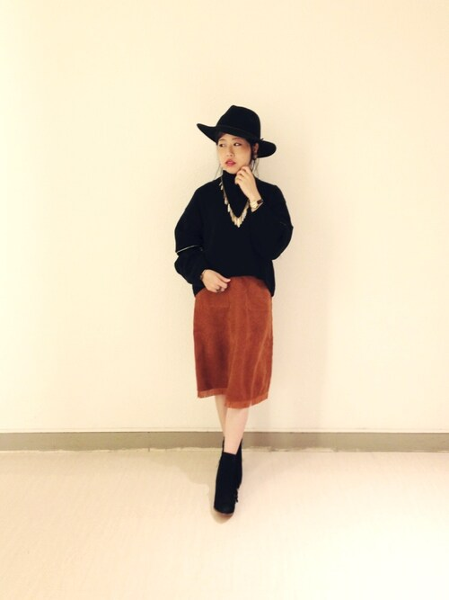 chim♧さんの「ASILIO FIERCE WARRIOR KNIT(Paradise Picnic)」を使ったコーディネート