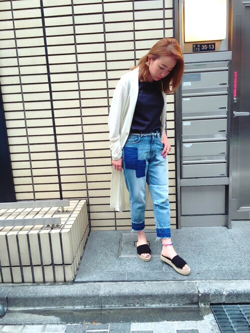 Uncut Bound 新宿mayonseさんの「(|)」を使ったコーディネート