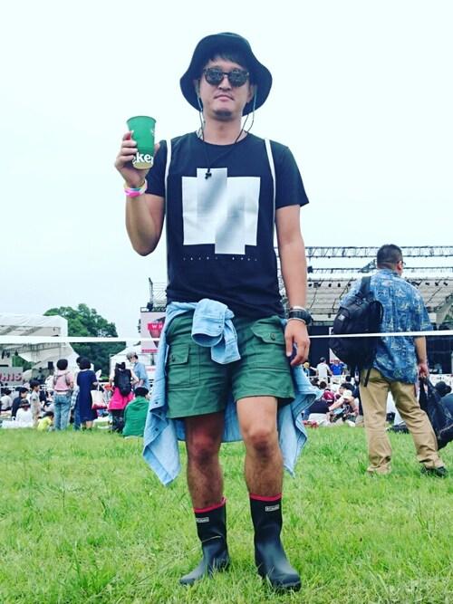 フェスファッションコーデ【夏】 画像3