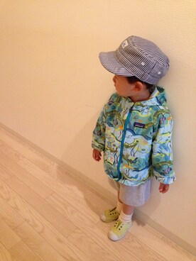 Patagonia   14 Baby Baggies Jacket (12m~5y)を使ったコーディネート一覧 - WEAR 0d9323d6e353