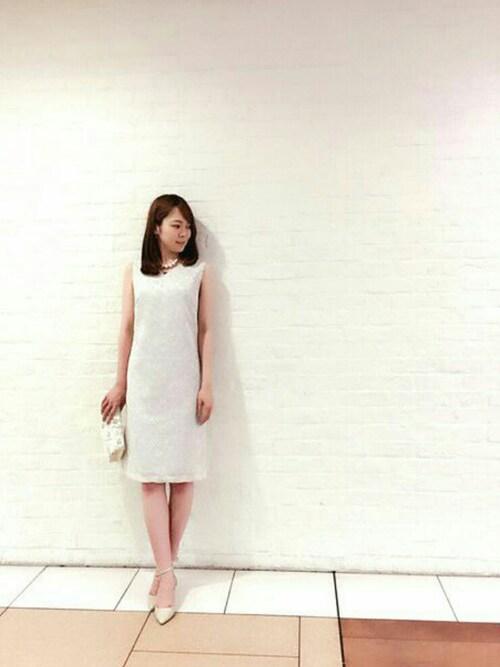結婚式服装コーデ夏
