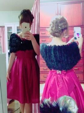 fb0a4c83aef09 LAISSE PASSE(レッセパッセ)のドレスを使ったコーディネート一覧 - WEAR
