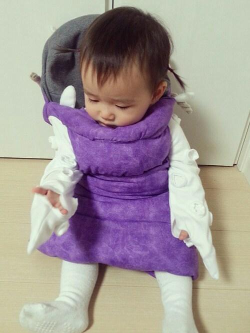 Hana Handmadeのオールインワン サロペットを使ったコーディネート Wear
