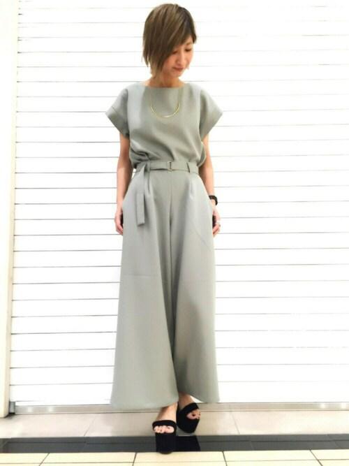 結婚式服装コーデ30代