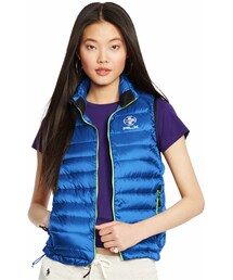 Lauren polo Explorer Wear Vest Lauren Ralph Down Polo b7gy6fY