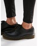 Dr. Martens | Dr Martens 1461 3-Eye Gibson Flat Shoes()