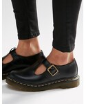 Dr. Martens | Dr Martens Core Polley T-Bar Flat Shoes()