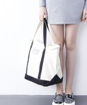 holiday | 《予約商品》holiday ZIP TOTE M()