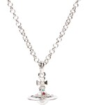 Vivienne Westwood | Vivienne Westwood Silver Tiny Orb Pendant Necklace(ネックレス)