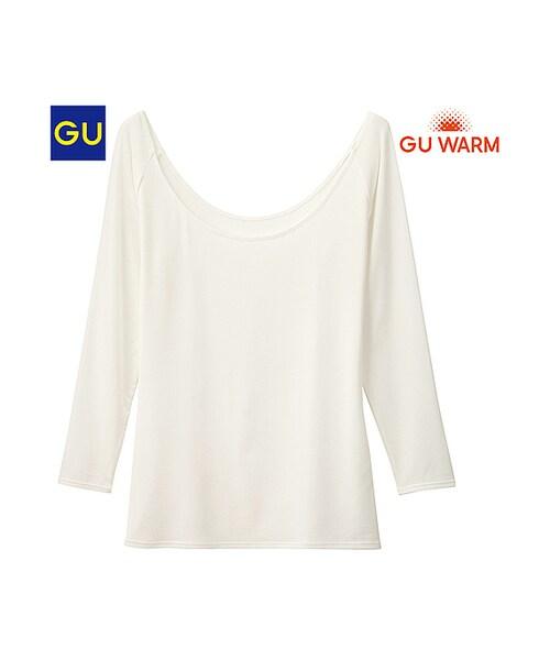 """プチプラブランドの代名詞GUの""""GU WARM"""""""
