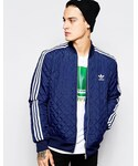 adidas | adidas Originals Quilted Jacket AB7860(Tailored jacket)